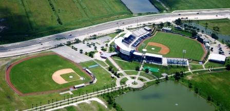 Airal Shot of Space coast stadium.jpg