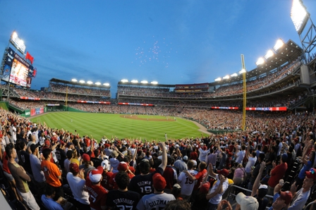 Strasburg debut crowd.JPG
