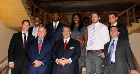 Ryan Zimmerman and company at the Capital 2.JPG