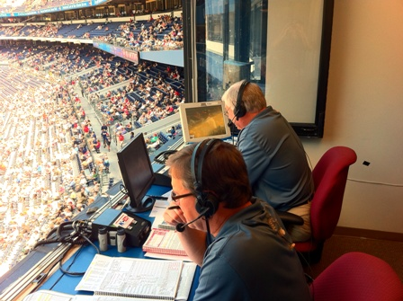 TV booth with Bob Carpenter.JPG