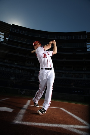 Ryan Zimmerman white jersey.JPG