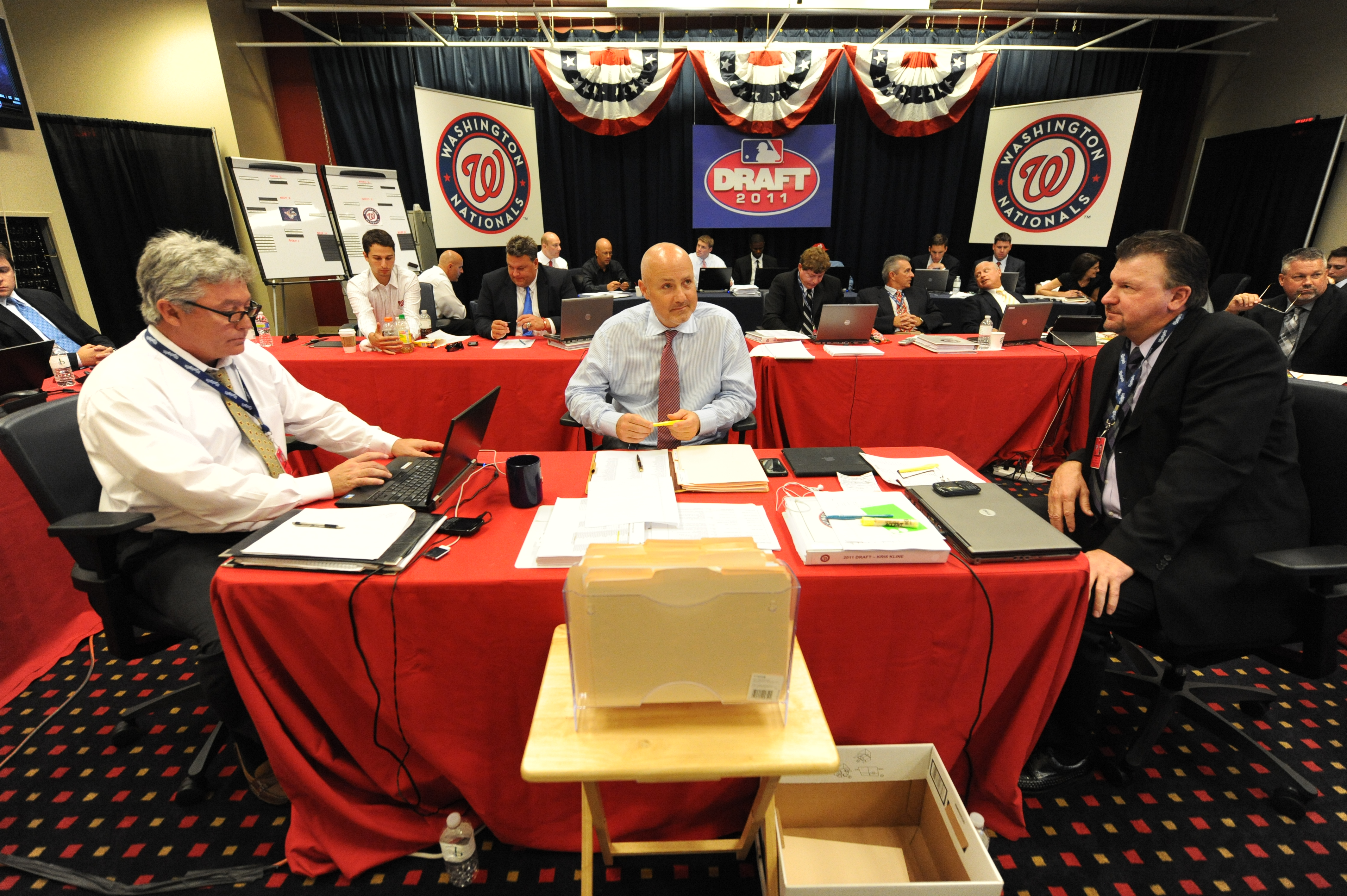 News And Notes From The 2011 First Year Player Draft