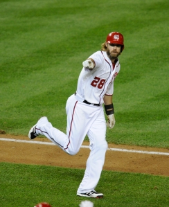Jayson Werth Game 4 Walk-off