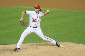 Duke gives the Nationals veteran depth in the bullpen.