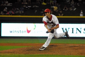 Wort's solid campaign landed him on the Carolina League All-Star Team.
