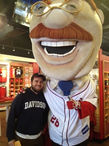 Our scavenger hunt winner took home 2 VIP tickets to NatsFest.
