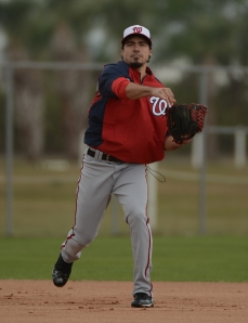 Rendon continued to turn heads with his play.