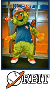 The Astros have reintroduced Orbit for the 2013 season.