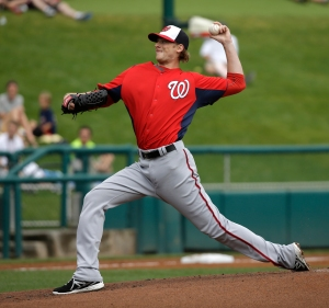 Detwiler looked like his old self in his return to the Nationals rotation Sunday.