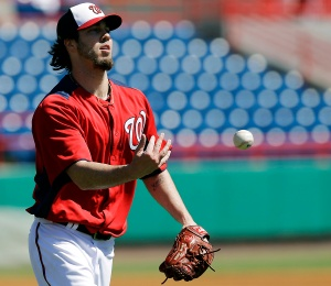 Haren has shown a keen self-awareness this spring.