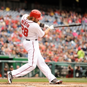Jayson Werth and Wilson Ramos are showing early signs of returning to their prior power numbers.