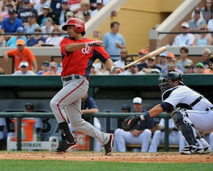 Rendon will look to carry his Spring Training success into his Major League debut.