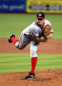 Jordan Zimmermann steadied the ship and gave the bullpen a day off.