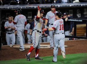 An increasingly productive bench could be a sign of good things to come for the Nationals.