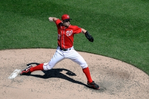 Teammate Ian Desmond thinks Strasburg may be better than ever before.