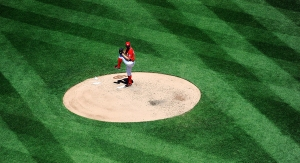 Stephen Strasburg was named the Nationals' Opening Day starter for the third straight year.