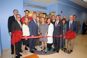 The Nationals and Children's National Medical Center cut the ribbon on the new complex.