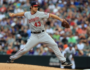 Ross Ohlendorf delivered a huge performance Wednesday night.