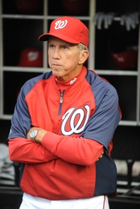 Davey Johnson is looking for more consistency from his club in the second half.