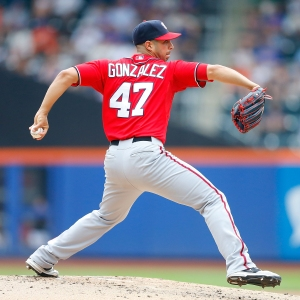 Gonzalez's May/June ERA (2.10) is more than a run lower than in his 21-win campaign in 2012 (3.25).