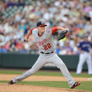 Drew Storen has helped the Nationals to wins in four of the past six games.