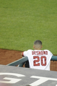 Ian Desmond's consistency and leadership will only strengthen the Nationals moving forward.