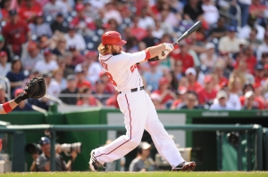 Jayson Werth led the Nationals late-season surge.