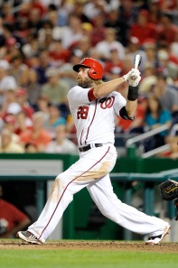 Despite early season injuries, Jayson Werth enjoyed a career year.