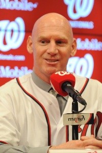 Matt Williams presser