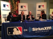 Mike Rizzo and Matt Williams' media tour continued as they spent time on MLBNetwork Radio with Jim Bowden and Casey Stern on Tuesday.