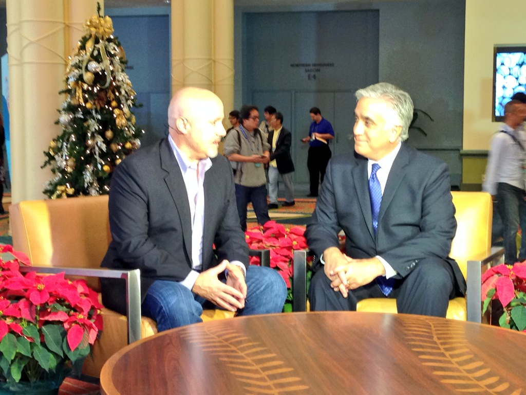 Nationals President of Baseball Operations and General Manager Mike Rizzo sat down with ESPN's Pedro Gomez on Tuesday at the Winter Meetings.