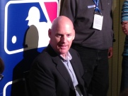 Nationals Manager Matt Williams fielded questions for 30 minutes.