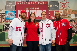 Washington Nationals 2014 NatFest
