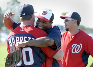 Washington Nationals spring training