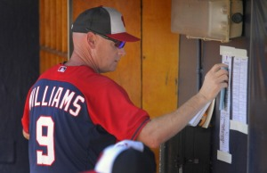 Nationals Manager Matt Williams could get his first chance to challenge a call on Wednesday.