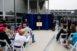 In a private ceremony on Friday morning, the Nationals unveiled a plaque in the Center Field Plaza remembering all those affected by the Navy Yard tragedy.
