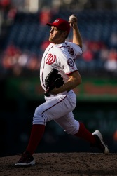 Stephen Strasburg was tremendous in 6.2 innings of work, striking out 12.