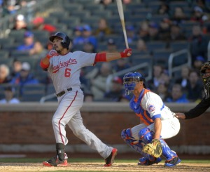 Anthony Rendon smashes a three-run home run.