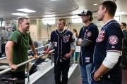 Walter Reed Visit