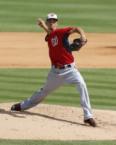 Washington Nationals v St Louis Cardinals