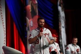 Kevin Frandsen has some fun hosting.