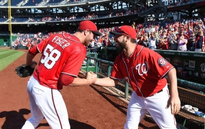 MLB-Miami Marlins at Washington Nationals