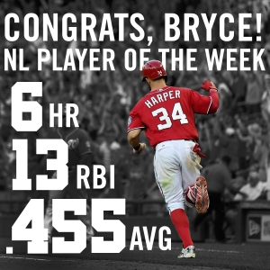HarperPlayerofWeek