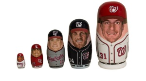 Nesting Doll 5 Piece w selection