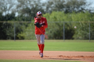 SPRING TRAINING NATIONALS
