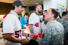 2016 Washington Nationals Walter Reed Visit
