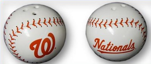 Nats Salt and Pepper